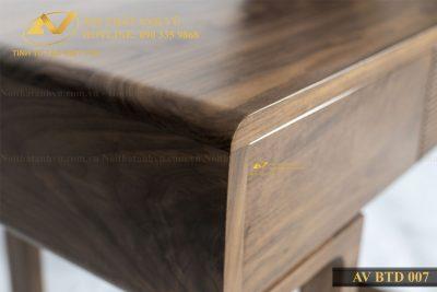 Bàn phấn gỗ đẹp AV-BTĐ 007 - Nội thất Anh Vũ