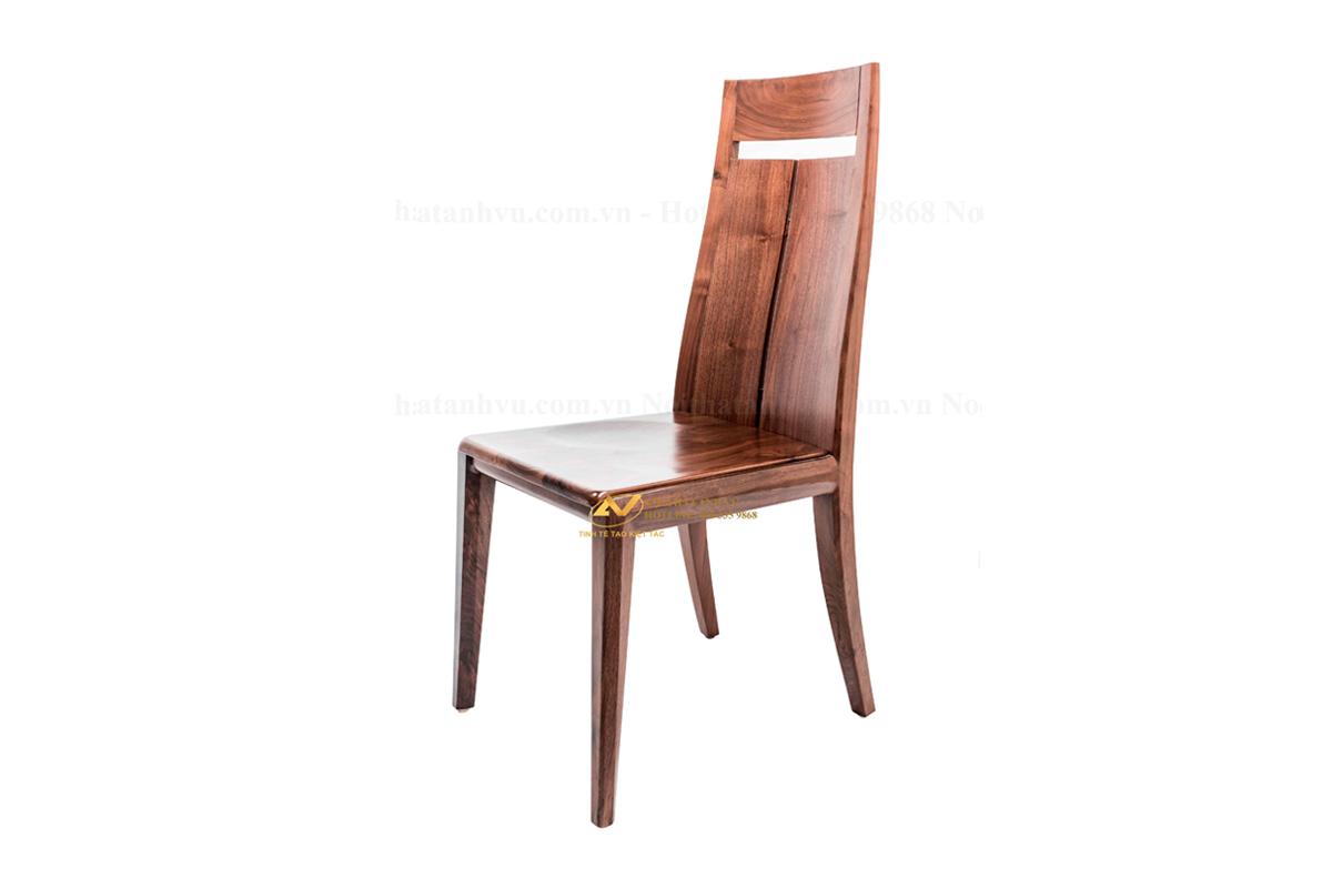 Ghế gỗ ăn cơm óc chó AV-GA 014 - Nội thất Anh Vũ