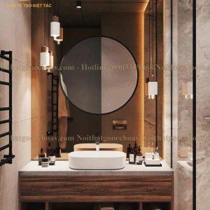 mẫu lavabo đẹp avlvb001-2
