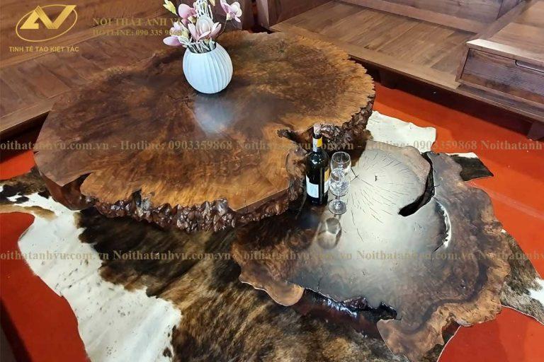 Bàn trà gỗ nguyên khối đẹp AV-BT 008 Ban-tra-nu-go-oc-cho-new-008-4-768x512