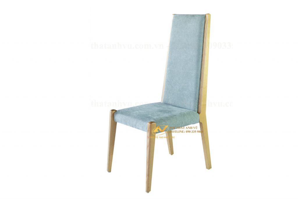 Mẫu ghế bọc nỉ gỗ tự nhiên nhập khẩu AV-GA 028 Ghe-an-tan-bi-lot-ni-trang-1024x683