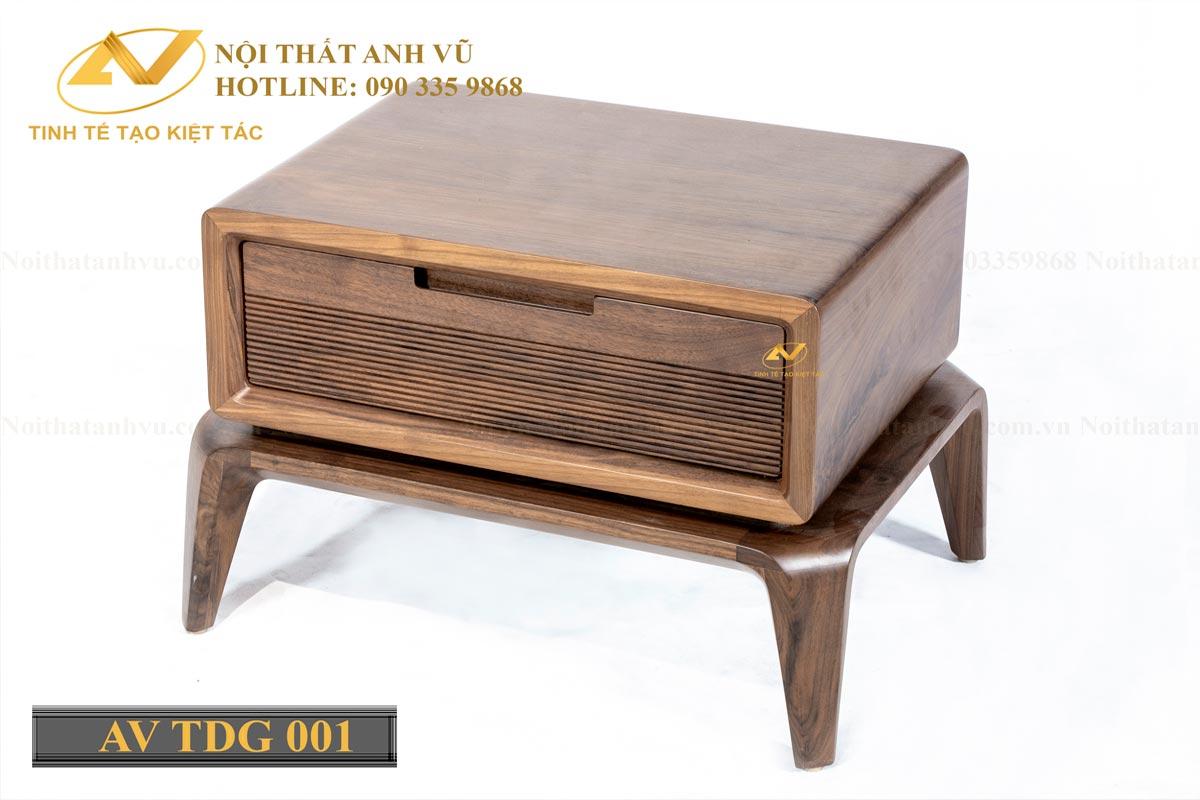 Táp đầu giường tân cổ điển AV-TĐG 001 - Nội thất Anh Vũ