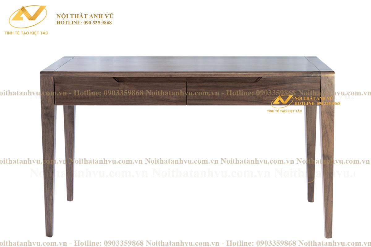Bàn gỗ trang điểm AV-BTĐ 001 - Nội thất Anh Vũ