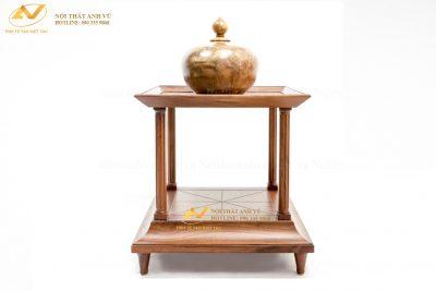 Đôn gỗ để tượng 003 - Nội thất Anh Vũ