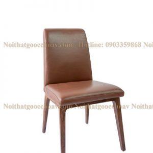 ghế ăn gỗ óc chó avga001-8
