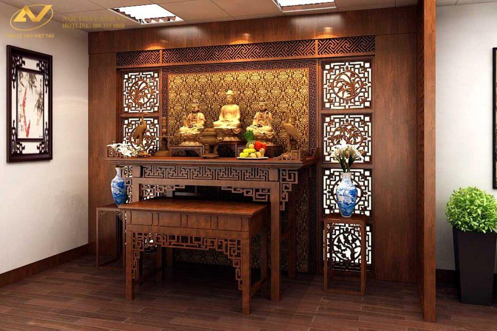 Tư vấn cách đặt phòng thờ theo phong thủy đem đến cát tường, an khang Phong-tho-go-oc-cho-new-010-1024x683