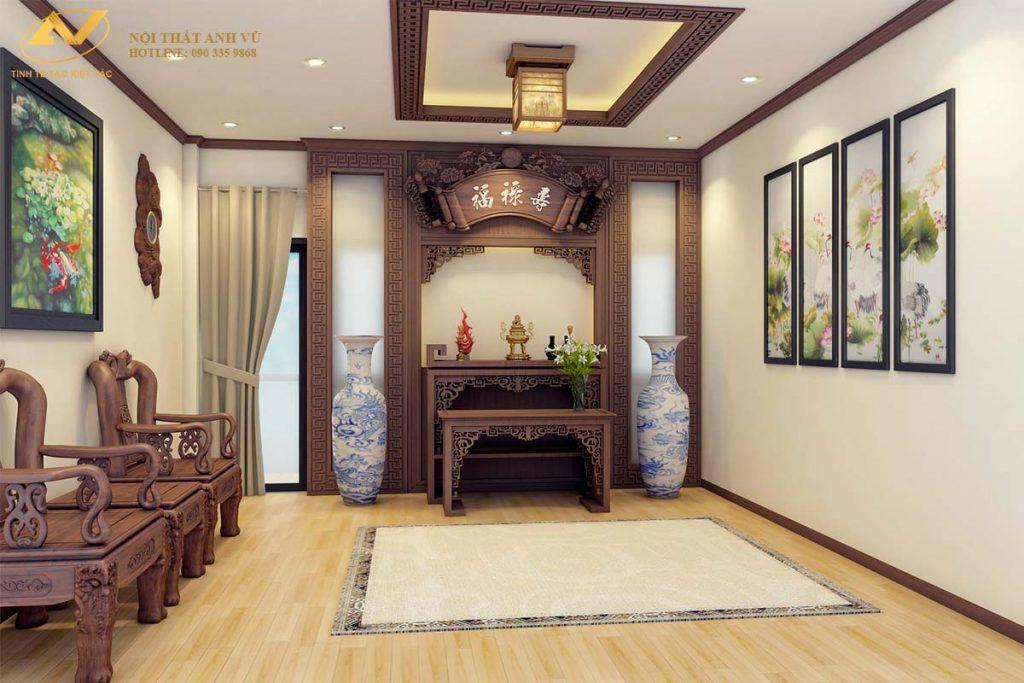 Tư vấn cách đặt phòng thờ theo phong thủy đem đến cát tường, an khang Phong-tho-go-oc-cho-new-011-1024x683
