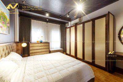 Bộ phòng ngủ LUX: sang trọng, cao cấp - Nội thất Anh Vũ