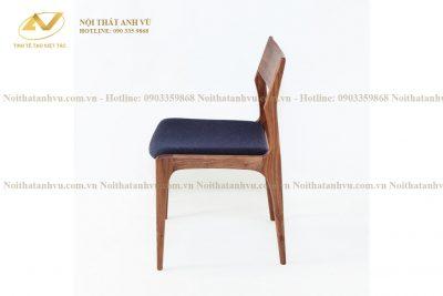 Ghế ăn bằng gỗ óc chó AV-GA 012 - Nội thất Anh Vũ