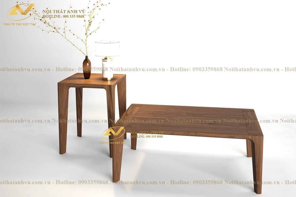 Mẫu bàn sofa gỗ tự nhiên cao cấp AV-BT 012 Ban-sofa-go-oc-cho
