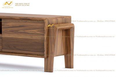 Kệ gỗ để tivi phòng khách AV 011 - Nội thất gỗ óc chó