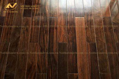 Ván lót sàn gỗ chiu liu tự nhiên - Nội thất gỗ óc chó Anh Vũ