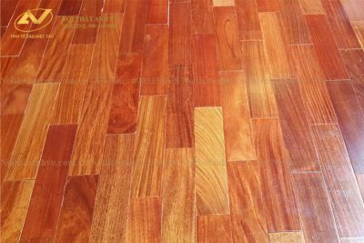 Sàn gỗ hương tự nhiên cao cấp - Nội thất gỗ óc chó Anh Vũ