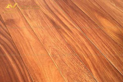 Sàn gỗ gõ đỏ Nam Phi tự nhiên - Nội thất gỗ óc chó Anh Vũ